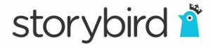 logo for storybird